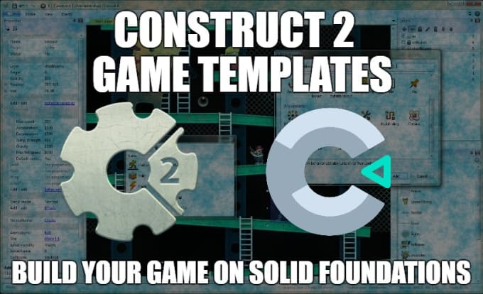 give you game templates for construct 2