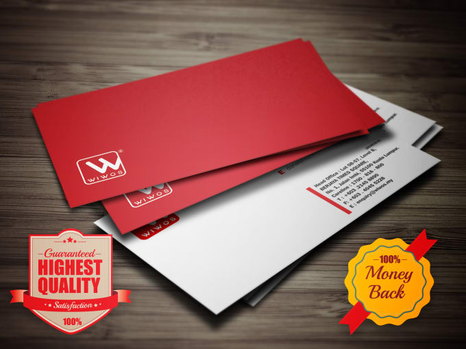 Design Stunning And Beautiful Business Card