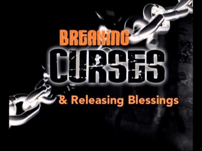 break and remove any curse with prophetic anointing