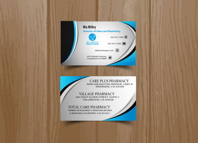 Design Professional Business Cards And Stationary By Baigdesigners