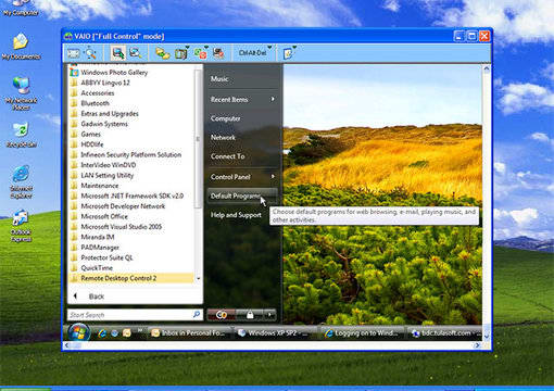 tell you a free program to remote control your PC/Mac from another PC/Mac