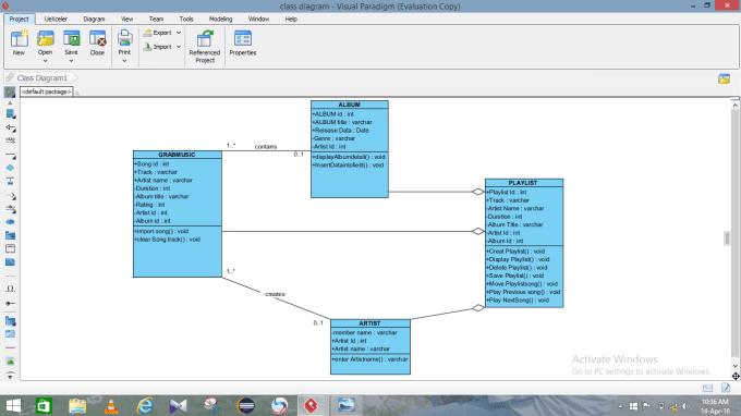 Design uml diagramsforany project in ms visiovisualparadigm by design uml diagramsforany project in ms visiovisualparadigm ccuart Images