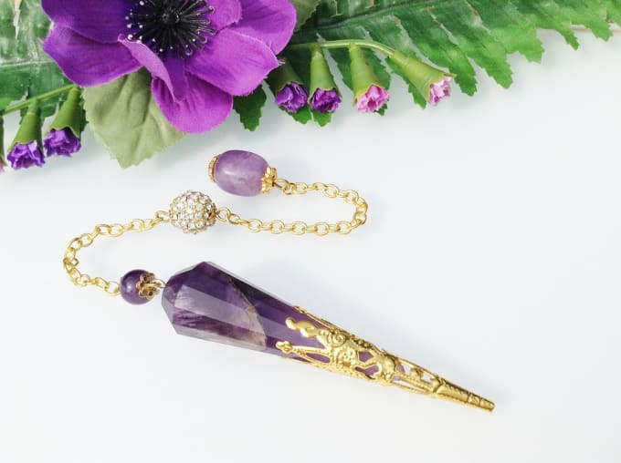 princesselucie : I will do a dowsing healing session to get rid of negative  energies for $10 on www fiverr com