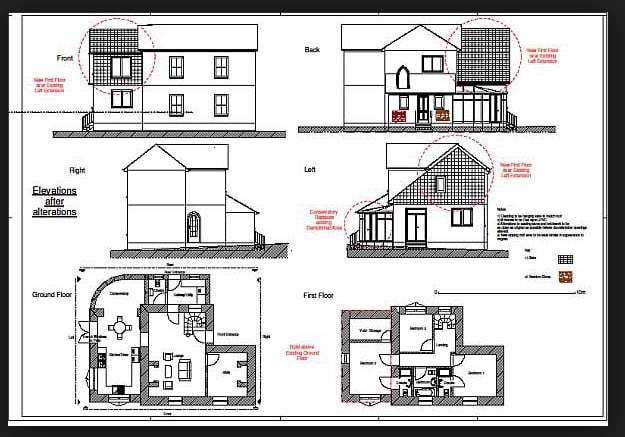 Attrayant Draw Your House Plans Using Vectorworks