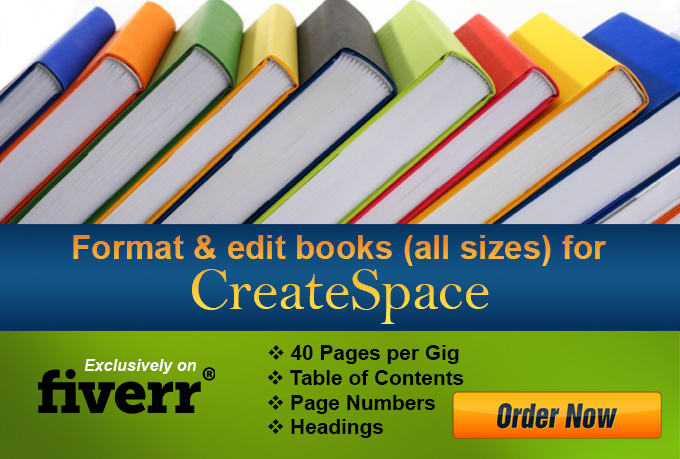 createspace formatted template - format your book for createspace by lyubomyr