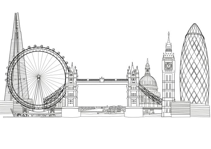 Draw City Skyline For You By Artistsuraj