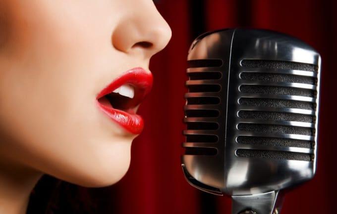 do best american or urdu female voice overs