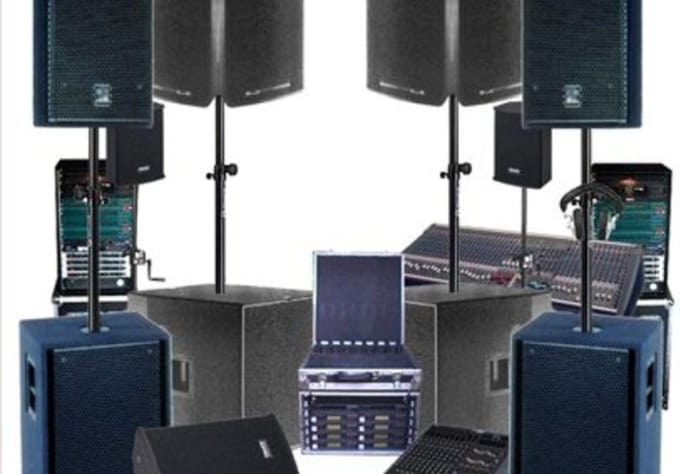 mancerauriel : I will show you how to connect/set up pa system for $5 on  www fiverr com