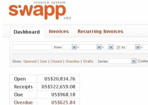 Configure Siwapp An Opensource Web Based Invoice System For Your - Open source invoice