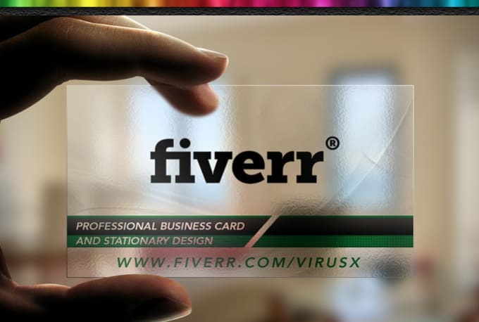 Design professional business card by virusx design professional business card colourmoves Choice Image
