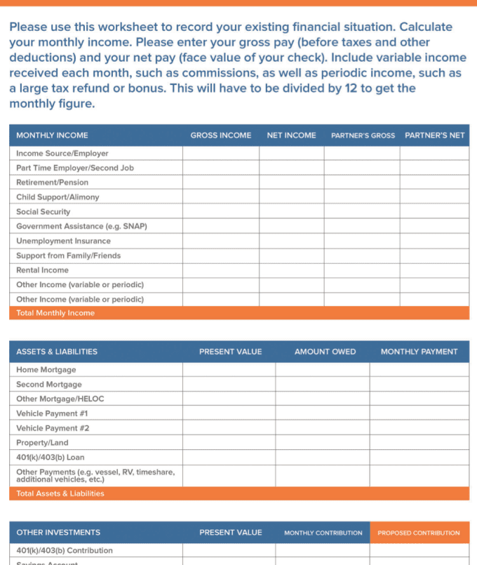 Give You Pdf Copy Of Financial Goals Worksheet By Jmark714. Give You Pdf Copy Of Financial Goals Worksheet. Worksheet. Worksheet Part Time Jobs At Mspartners.co