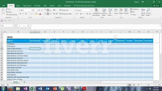 do ms excel jobs data entry and virtual assistant by zeshansaeed