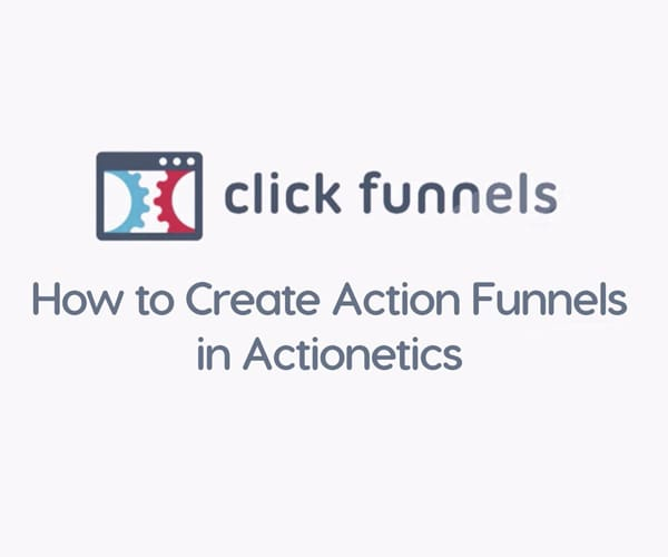 Some Known Questions About Actionetics.