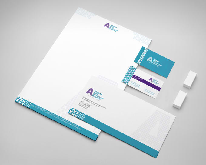 design a professional letterhead or business card by firefeatherdsn