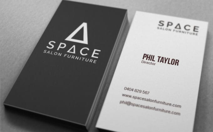 Design Modern 2 Sided Business Cards By Shammad