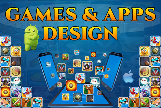 provide full package addictive unity games ios android