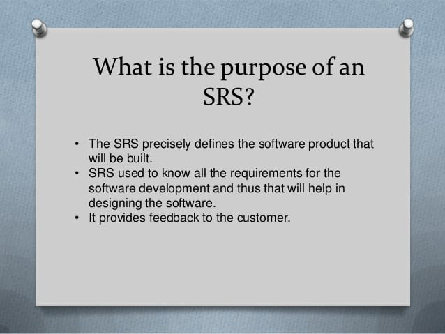 Create Srs Software Requirement Document And Uml Diagrams By