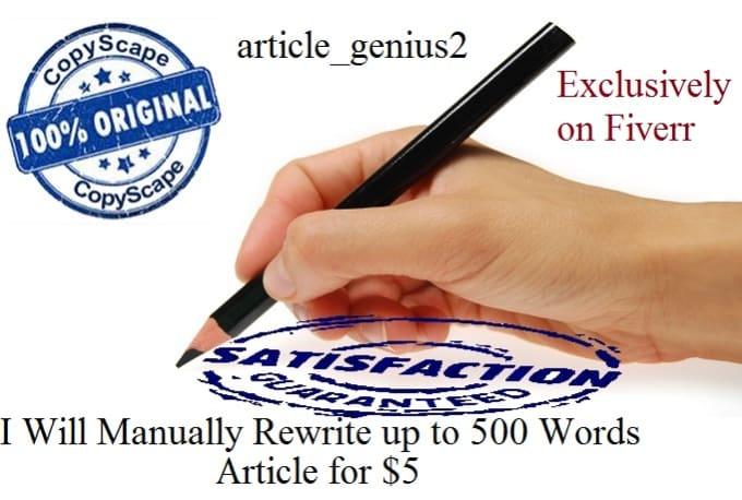 Rewrite articles pass copyscape reviews