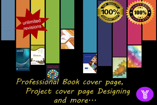 design book project magazine ms word cover pages by summershy