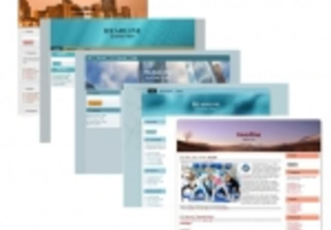 Give u 100 exclusive wordpress themes with plr by Firstpagegig