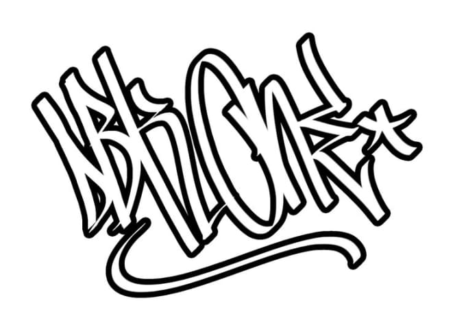 write your name in graffiti Write your name in graffiti style the graffiti creator allowes you to design your own name or logotype in graffiti-style.