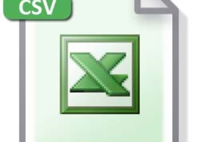 aman234iit : I will convert your csv or excel file to json file extention  for $5 on www fiverr com