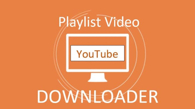 youtube playlist video downloader