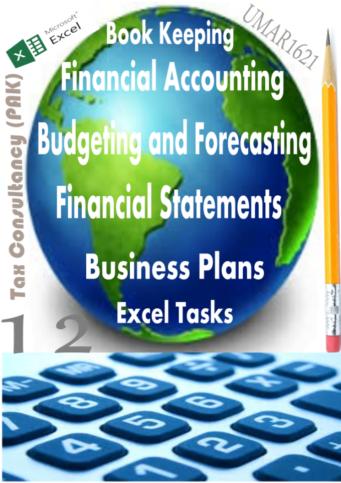do financial accounting tasks and ms excel jobs by umar1621