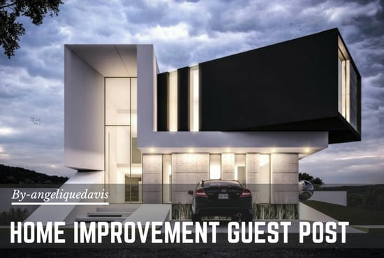 do guest post on home improvement blog, home guest post