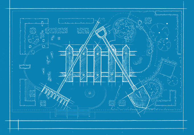 Draw a blueprint sketch by francecartoon draw a blueprint sketch malvernweather Image collections
