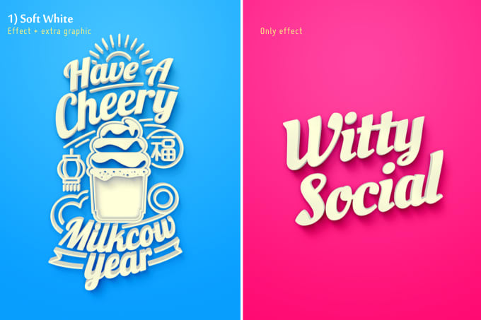 keerachun : I will design 3d typography social media post, banner ads for  $10 on www fiverr com