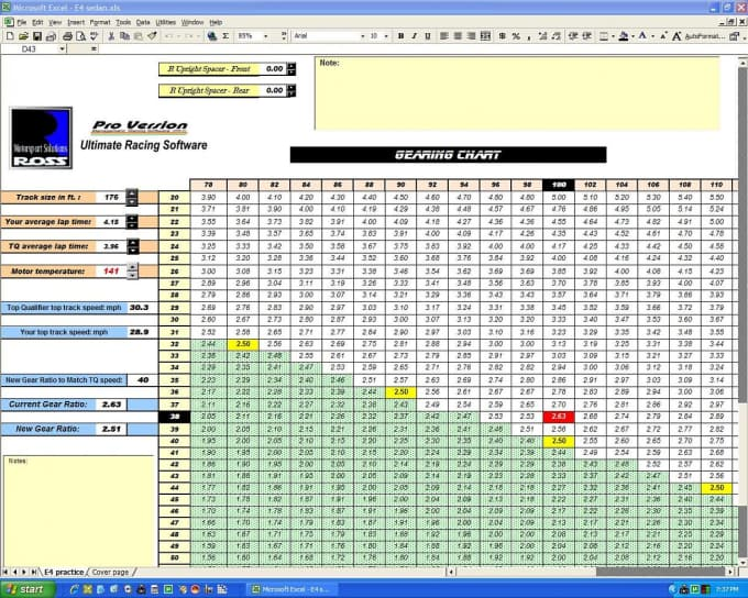 saeedsamra : I will create a simple calculating software in ms excel for  $10 on www fiverr com