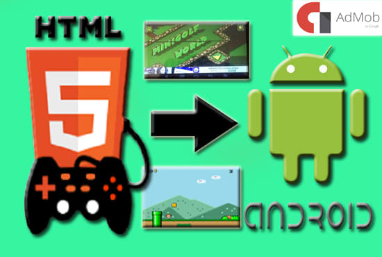convert html game to apk