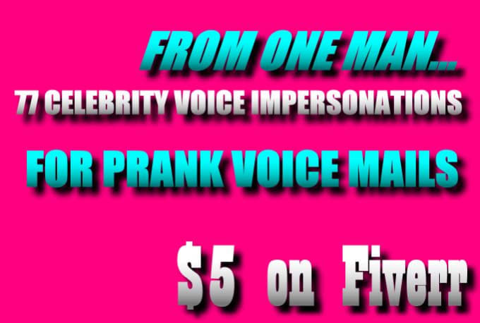 Prank funny voicemail celebrity impressions on mp3 by johnnyvideo prank funny voicemail celebrity impressions on mp3 m4hsunfo
