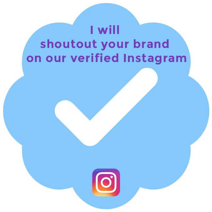 shoutout your brand on our 80k verified instagram