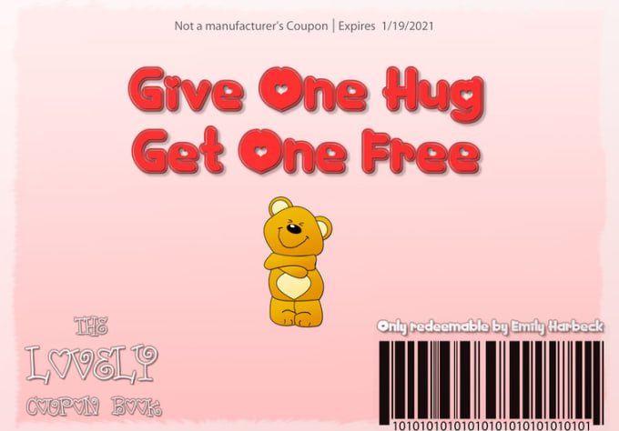 coupons for your girlfriend