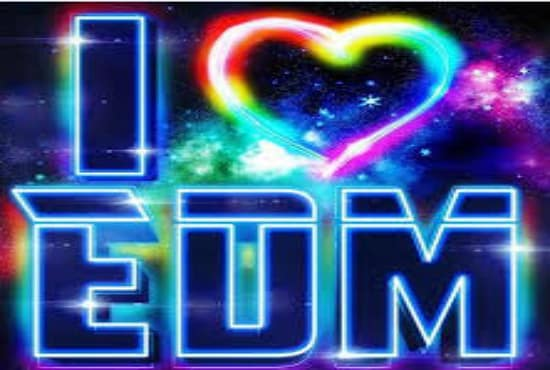 promote your EDM to 50,000,000 edm fans around the world