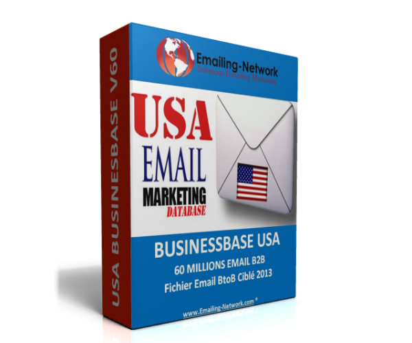 give you best quality 2,000,000 USA email list