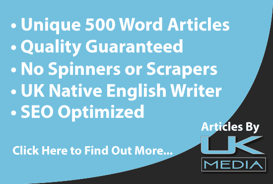 500 word article