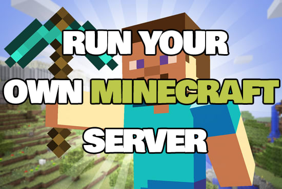 launch a dedicated minecraft server for one week