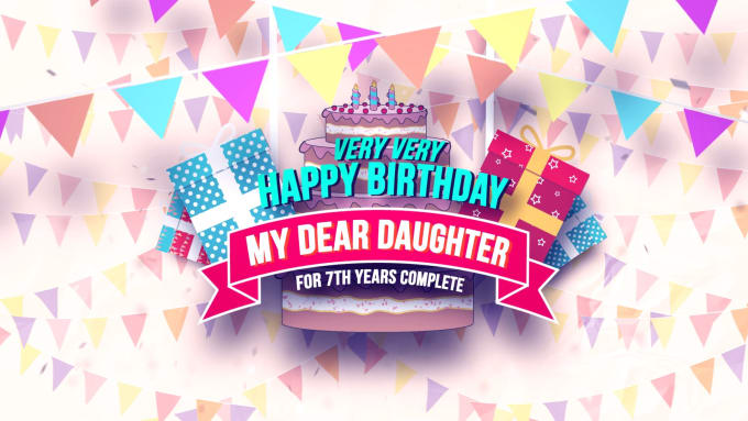 I Will Give Birthday Greetings Video