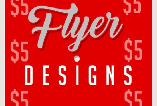create exclusive and proffessional event flyers by rforde26