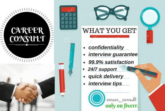 provide resume writing services fiverr