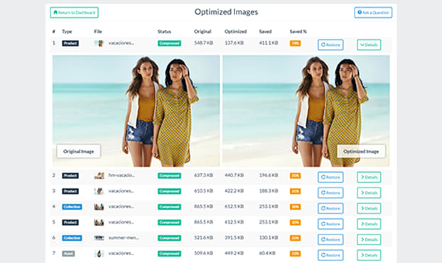 compress or resize image,audio or video without losing quality