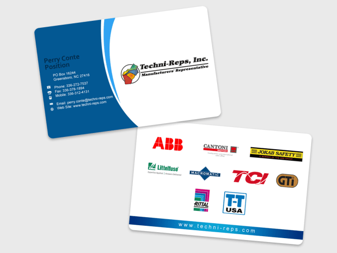 Design 2sided business card professional by nipasultana design 2sided business card professional reheart Images