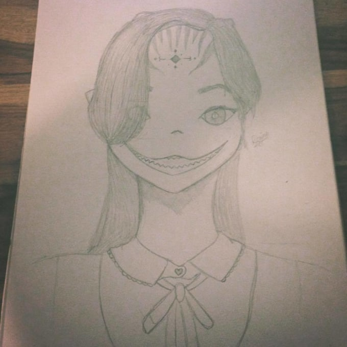 Do Semi Realistic And Anime Drawings Kpop Anime Or Fan Art By