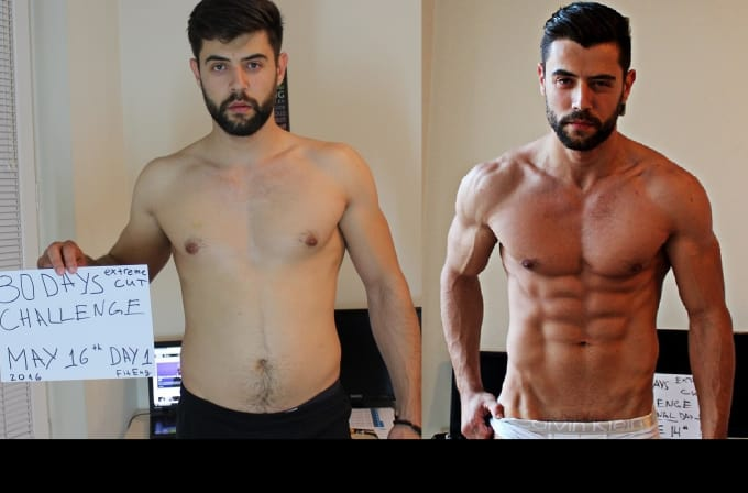 from Keenan how can gay men lose weight