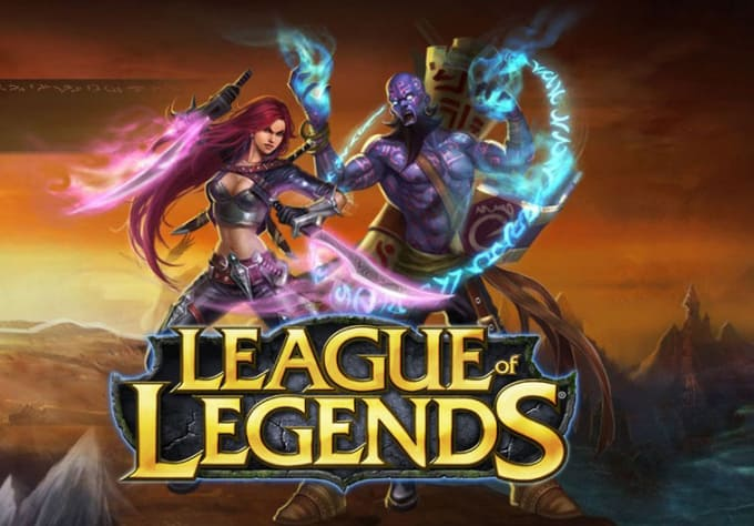 eele90 : I will level up your 5 referral acounts of League of Legends for  $5 on www fiverr com