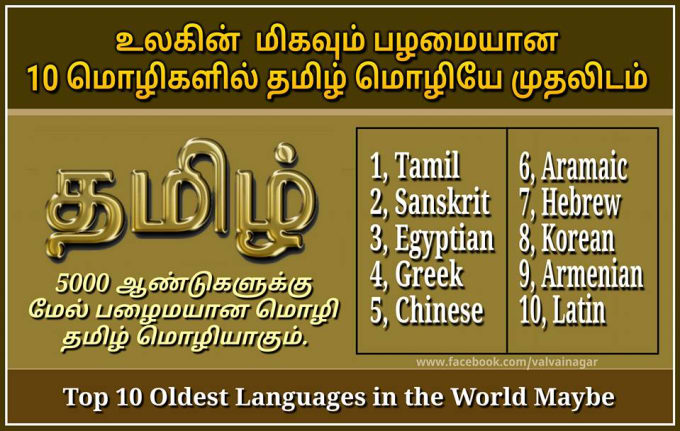 Teach you tamil language by Sajee_alan