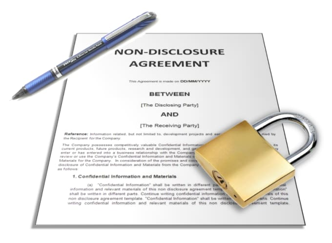 Protect You And Your Startup With Non Disclosure Nda Compete